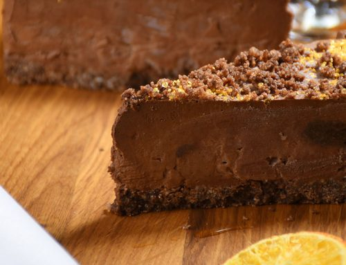 Spiced Chocolate Orange Dessert