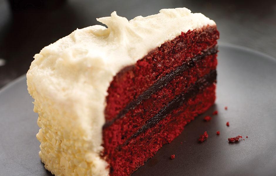 Red Velvet Chocolate Fudge Cake – delicious desserts