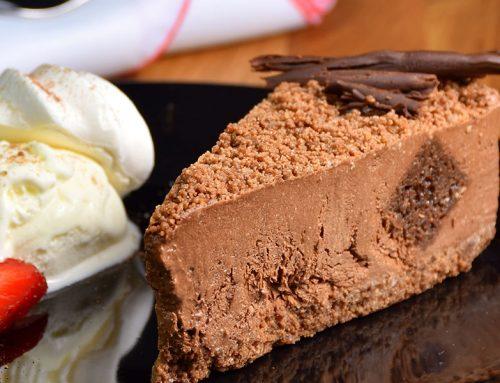 Belgian Chocolate Truffle Dessert