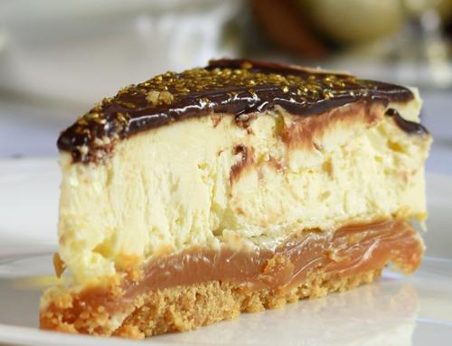 GF Billionaires Cheesecake