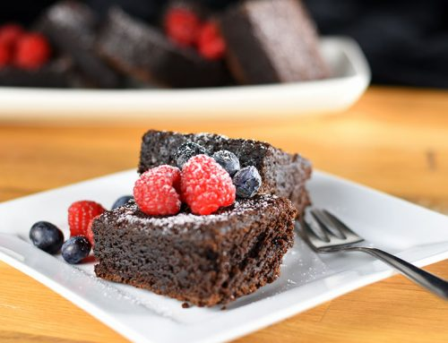 Chocolate Brownie Slab